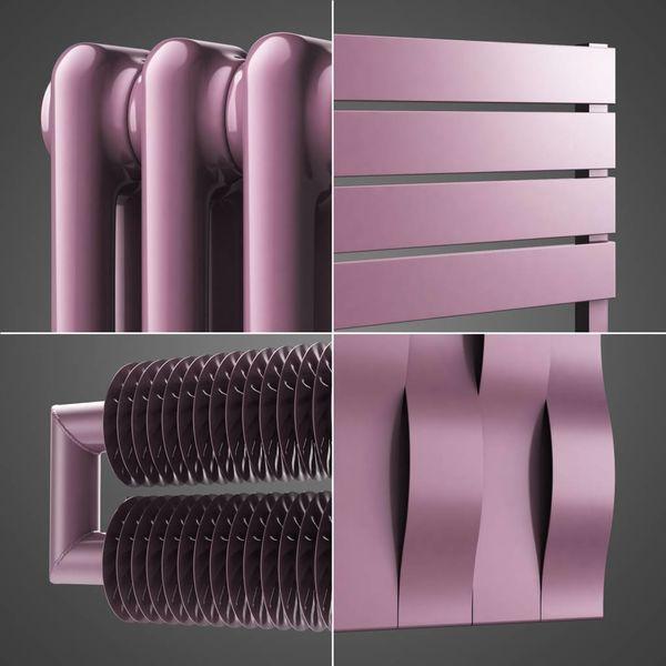 Couleur violet pastel RAL 4009