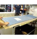 HOTHOT Radiateurs en bleu pastel RAL RAL 5024