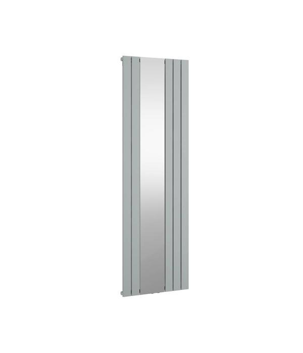 HOTHOT ZEN MIRROR - Vertikal Lamellenheizkörper mit Spiegel
