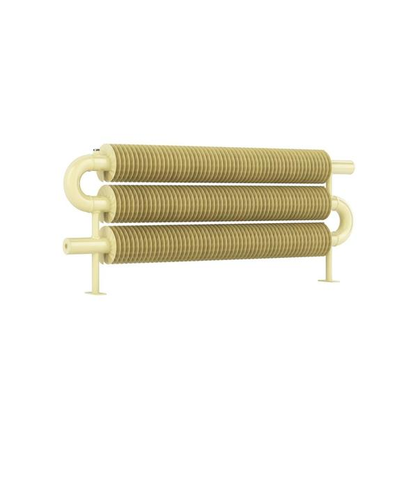 HOTHOT RETRO REVOLUTION FO III - Spiralradiator, Retro industrielle Heizungs aus der Spiral-Röhren