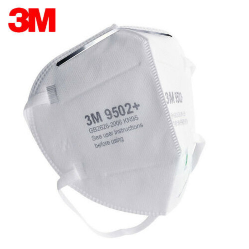 3M Mondmasker Mondkapje Stofmasker - 10 stuks
