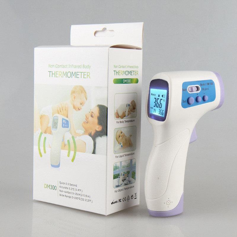 Digitale Thermometer Infrarood met LCD scherm voor Kinderen en Volwassenen