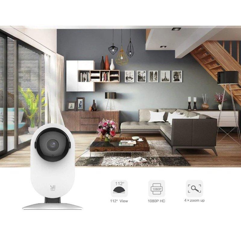 Binnencamera WiFi HD Microfoon met Nachtzicht en bewegingsdetectie