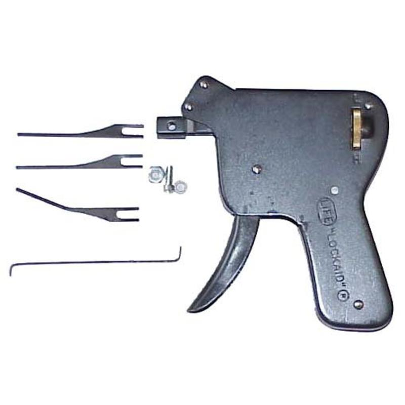 Lockpick Gun Lockaid