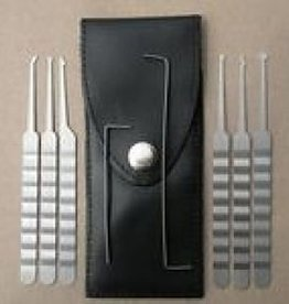 Propick Lockpick Set 8-delig