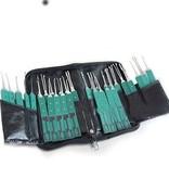 KLOM 38-delige lockpick set