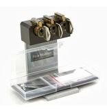 TriPik Cilindersloten oefenset met cutaway slot