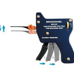 Brockhage BPG-25 Semi-Automatische Lockpick Gun