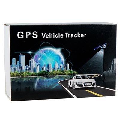 GPS Volgsysteem Auto Inbouw