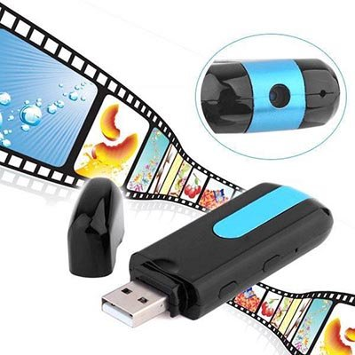 Spy USB stick camera