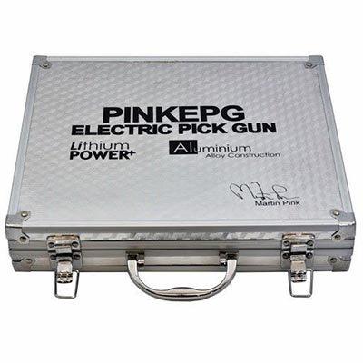 Pistolet crocheteur électrique Martin Pink