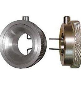Outil de tension rond avec bouton de pression