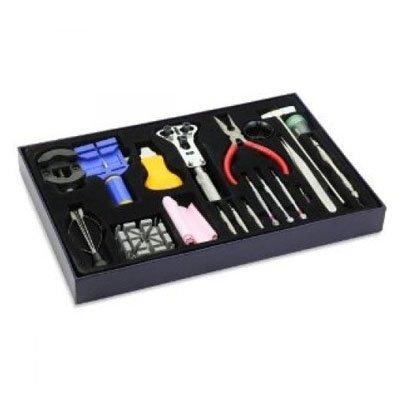 Kit de reparación de relojería de 20 piezas