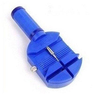 Doordrukpinnenappartaat voor horlogeband