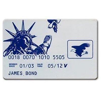 Lock pick credit card style set