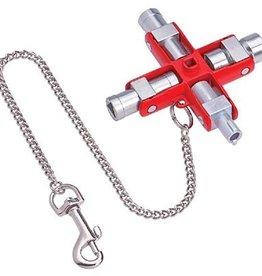 Knipex Nyckel till kontrollskåp