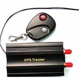 Tracciatore GPS per auto
