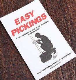 Livre Easy Pickings
