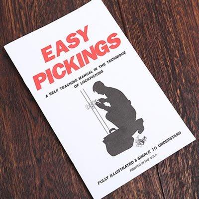 Easy Pickings Book