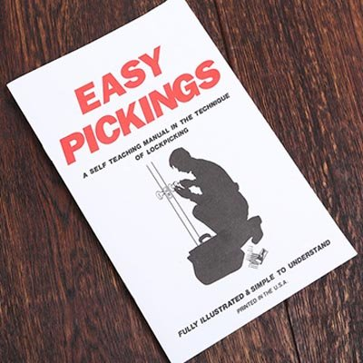 The Easy Pickings Book