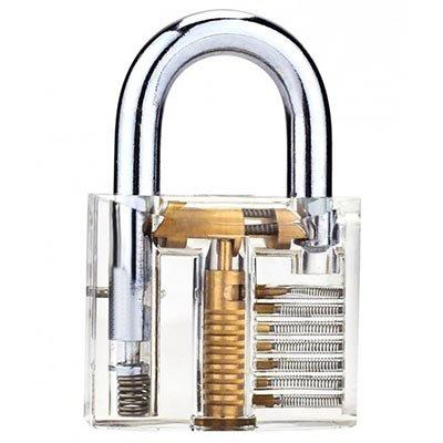 Brockhage Padlock practice lock