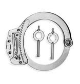Practice Handcuff Lockpicking Clear Cuff Cutaway