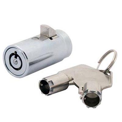Komplett set med rörformiga falska lås