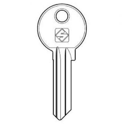 Individuell bump nyckel