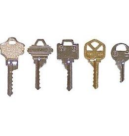 5 bump keys élémentaires