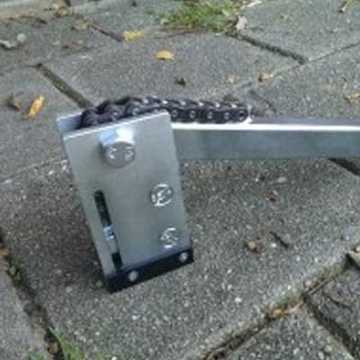 Ketting cilindertrekker