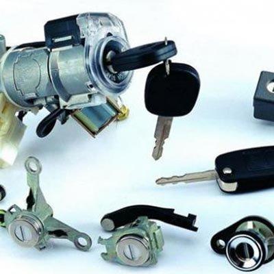 Old Car Locks for Practice