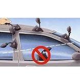 KLOM Cuña de aire para puerta de vehículo