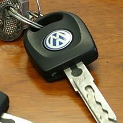 Lishi Audi pick HU66-1 - VW bilöppnarverktyg inkl. nycklar