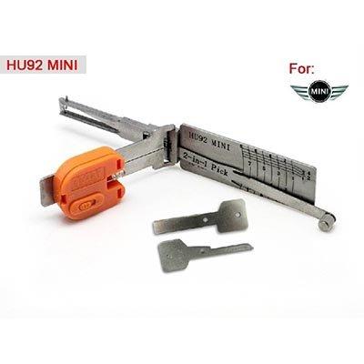 Lishi HU92 V.2 2 in 1 BMW Group Car Open Tool including Keys