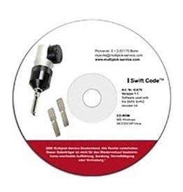Software de códigos SWIFT para BMW y VAG