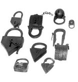 Set universale per lockpickig per vecchie serrature