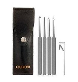 SouthOrd 5-delige lockpickset voor beginners