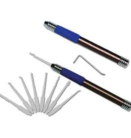 Dino Set de ganzúas en bolígrafo