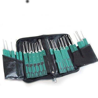 KLOM 38 Pieces Lock Pick Set