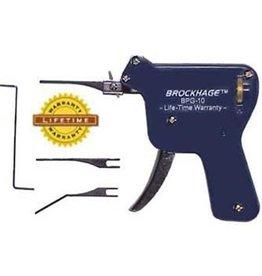 Brockhage Pistola de ganzúa