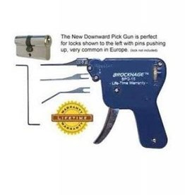 Brockhage BPG-15 (Down) Lockpicking Gun