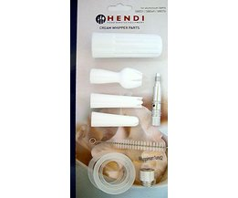 Hendi Cream whipper onderdelen set