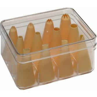 Spuitmondjes assorti in doos