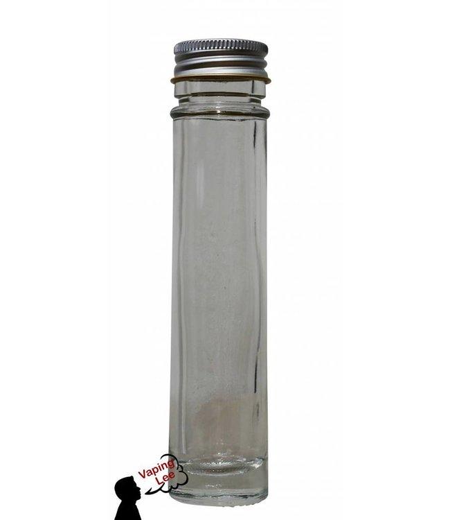 Reinigungsbehälter mit Verschluss für längliche Vaporizer Einzelteile