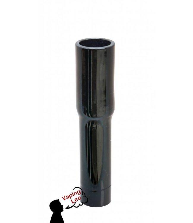 Easy Flow Glasmundstück schwarz (6,6 cm) für Arizer Solo/Air I und II