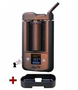 Storz & Bickel Mighty Vaporizer (neueste Version  mit + 20% Akku) + Standfuß Vapstand