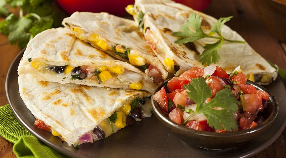 Mexicoooo! Tortilla's met gerookte kip!