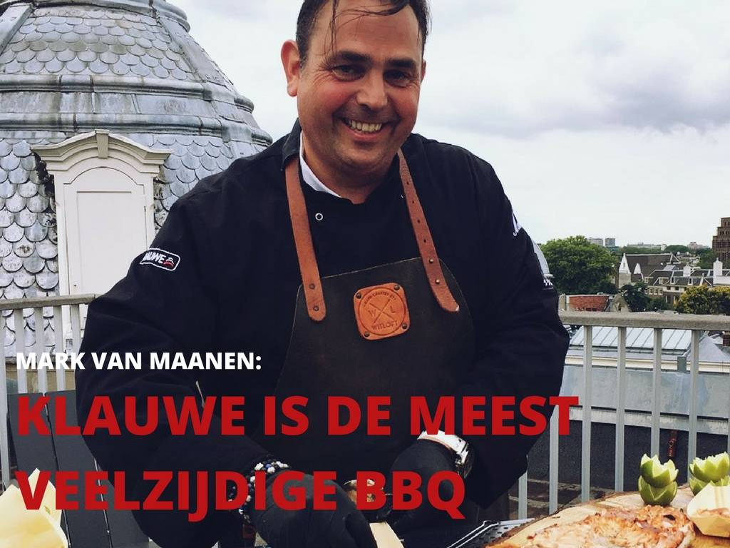 What does he say? Mark van Maanen over KLAUWE