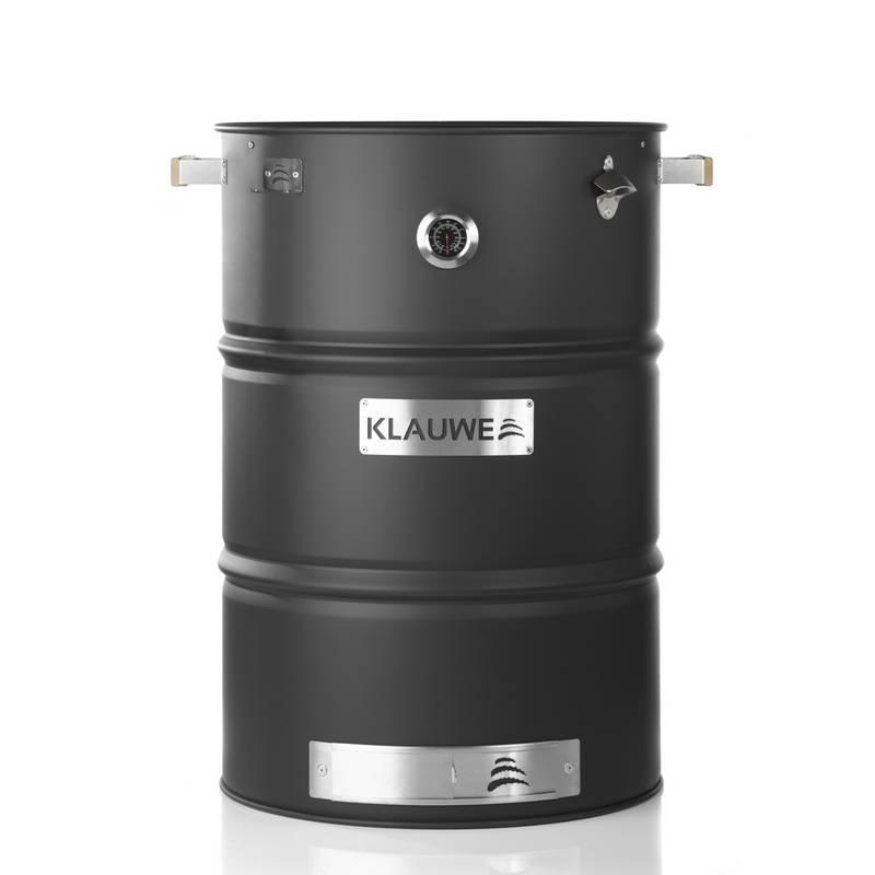 De KLAUWE Basic, the bbq & smoking drum