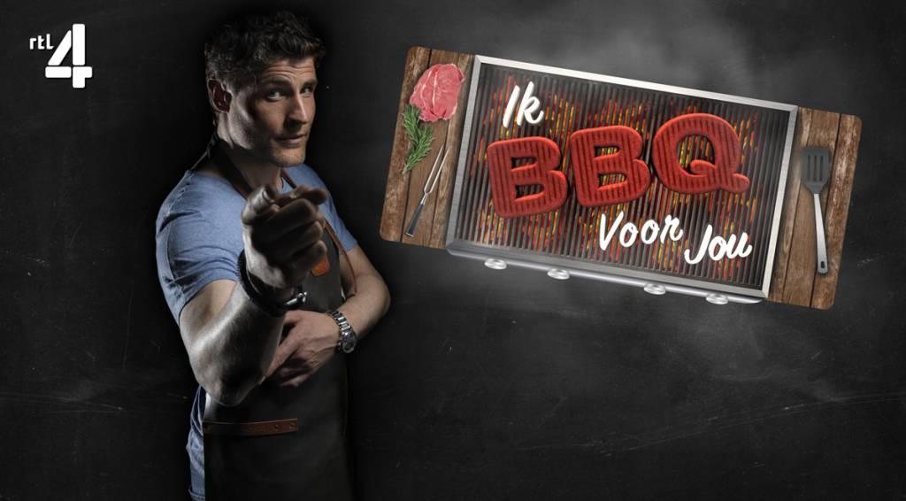 """KLAUWE, the bbq & smoking drum bij RTL4 """"Ik BBQ voor jou"""" met Ralph de Kok"""